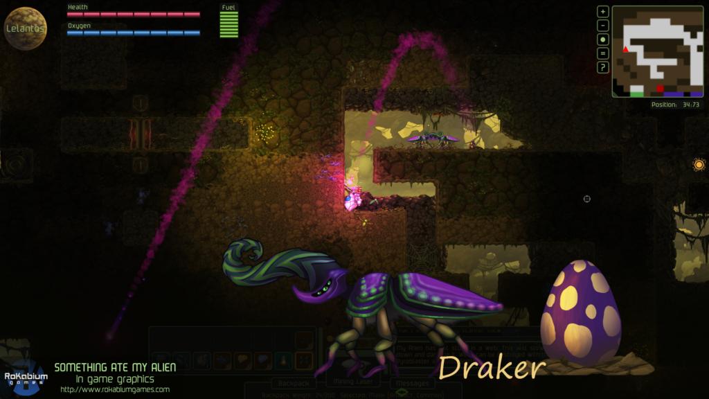 Draker enemy