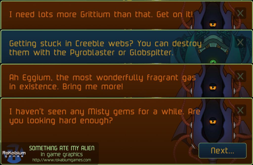 AI messages