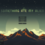 Something Ate My Alien - ScreenShot 001