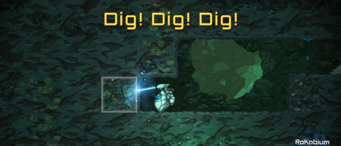 Dig! Dig! Dig!
