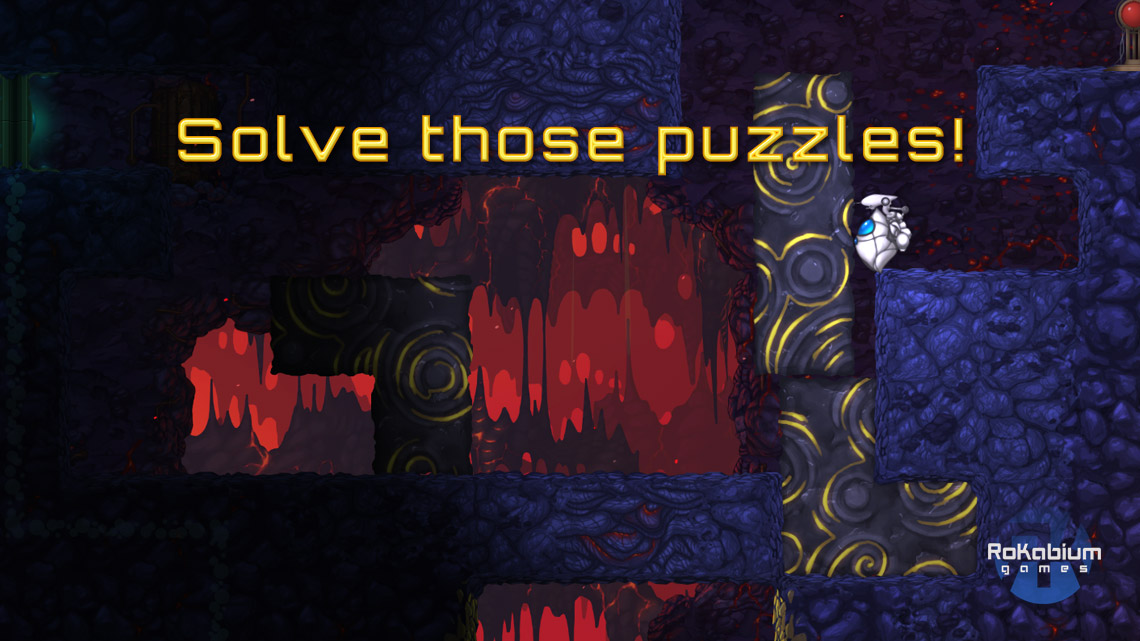 Solve those puzzles!