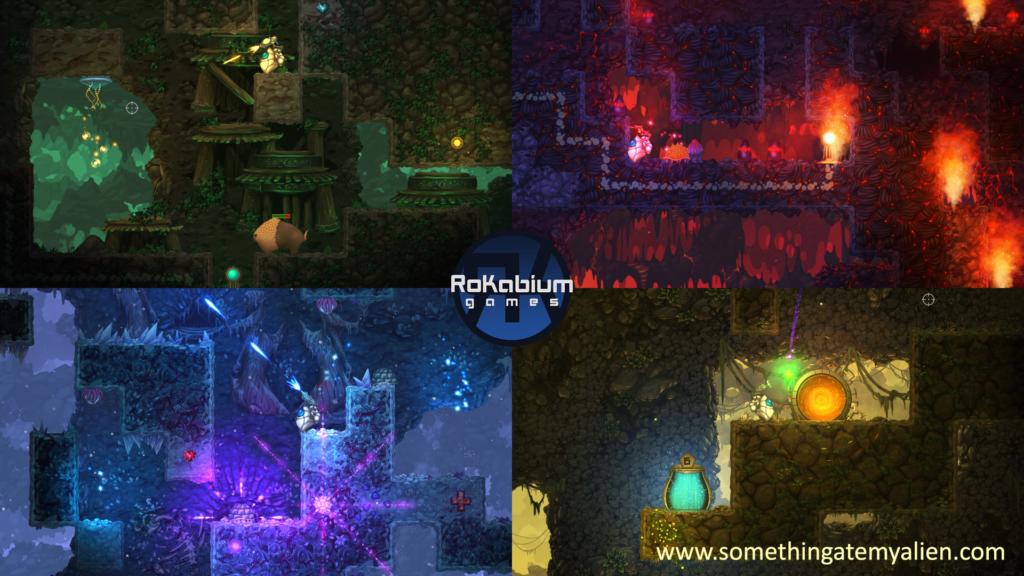 SAMA screenshots